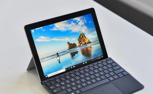 Surface Go上手评测:3000元轻松切换移动办公模式
