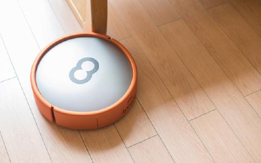 智能规划路线的扫地机器人,还能用手机指挥!