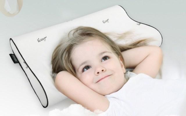 绮眠宝贝塔拉蕾儿童乳胶枕