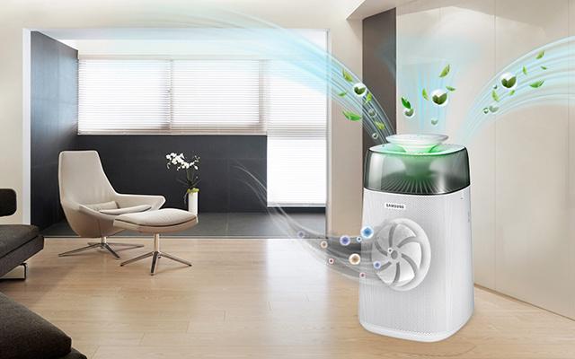 三星家庭空气净化器