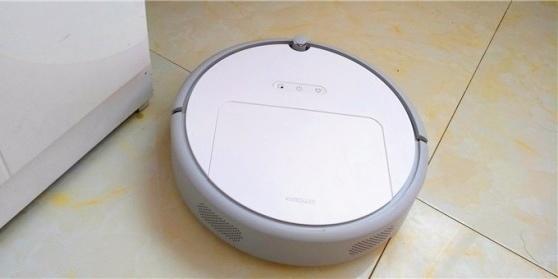 智能家居新方式,一键吸走家中尘 — 小瓦扫地机器人体验