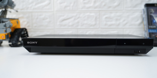 音畫完美結合的實用級家庭影院—索尼4K藍光播放器UBP-X700