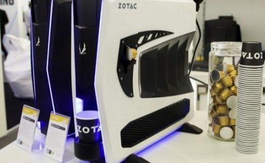 真香!显卡煮咖啡?索泰推出雀巢咖啡机PC