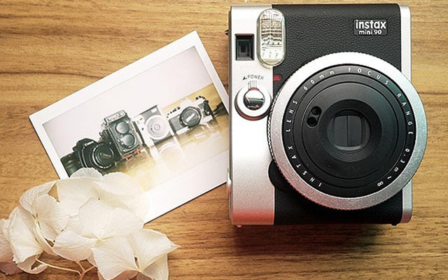 富士(FUJIFILM)instaxmini90富士拍立得instaxmini90相机