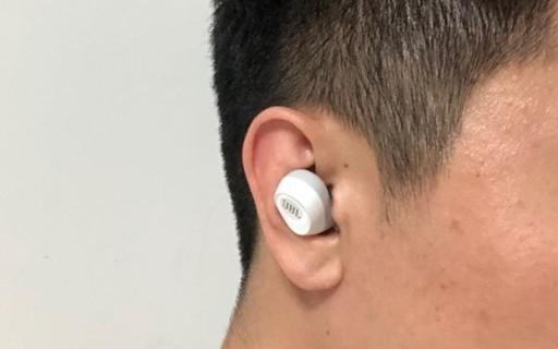 真无线音乐享受,佩戴舒适的JBL蓝牙耳机体验