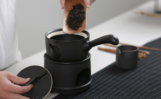 博图酒精煮茶壶:干烧不裂抗氧化,养生一定要趁早
