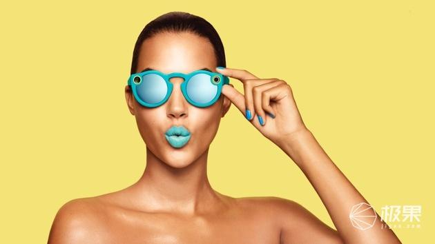 潮酷范!被炒出天价的Snap智能太阳镜又推新啦!
