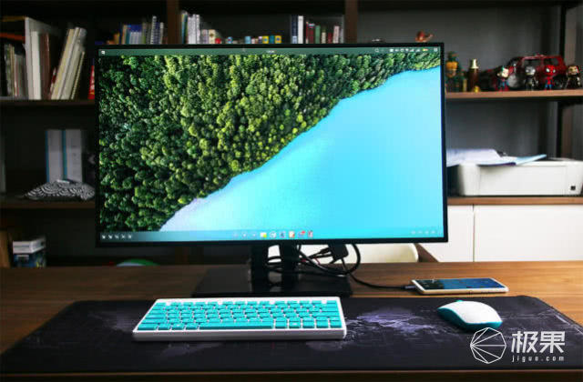颜值与性能俱佳——优派VP2768-4K专业设计制图显示器