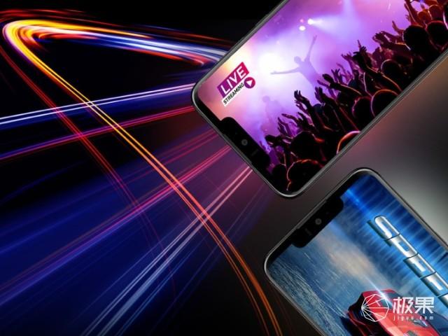 2K曲面屏颜值高,夏普旗舰新机发布:骁龙845+碳纤维背板