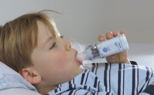 欧姆龙口袋雾化器:小巧易携带,干净卫生避免感染