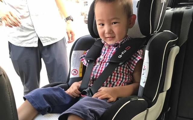 多种调节的儿童座椅,孩子出行的安全神器