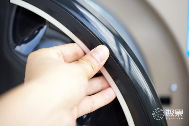 时尚洗衣好助手,海信触控变频洗衣机体验