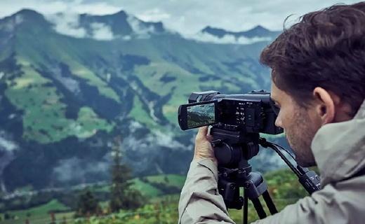 索尼发布旗舰款4K摄像机,体型小巧售价¥14280