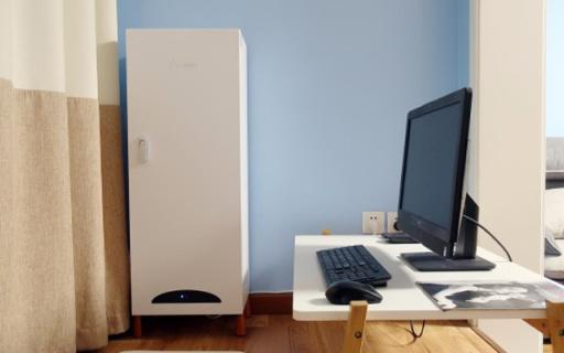 净化空气还能室内外通风换气,空气堡智慧新风净化系统体验