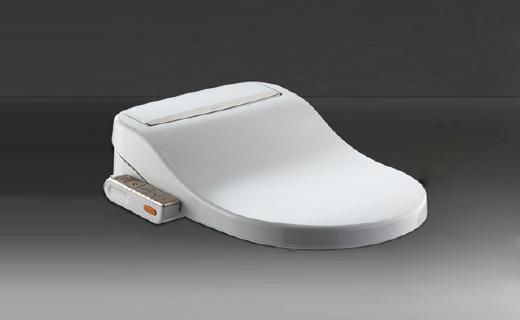 贝朗CZ9994UW智能马桶盖:五档温度调节附带暖风,自动清洗防止细菌滋生
