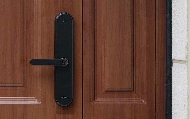 绿米Aqara智能门锁S2,让回家变轻松,让生活更安心
