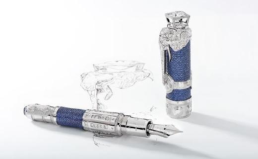 史上最奢钢笔!万宝龙汉尼拔·巴卡限量款!