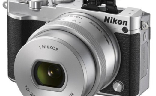 尼康 J5+1微单相机:4K超高清拍摄,更有WIFI和NFC分享随心
