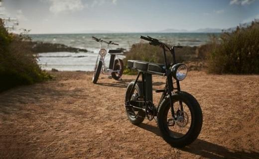 德国设计电动自行车,造型复古还能越野超拉风