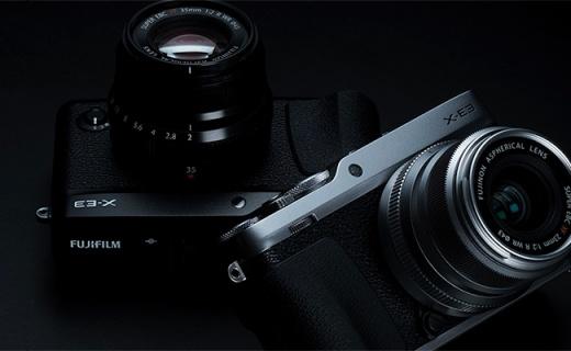 富士发布X-E3无反相机,4K录制对焦秒旗舰