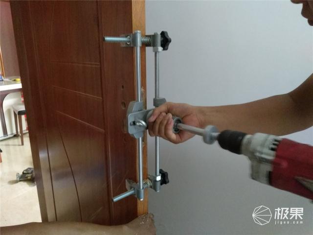 名门室内指纹锁静音指纹锁