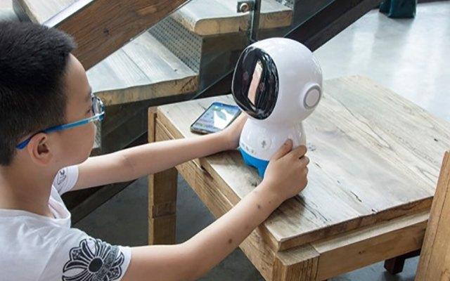 寓教于乐 快乐学习,王子小帅机器人探索者1号体验