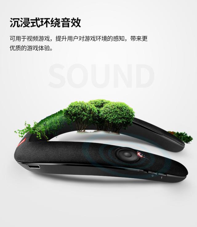 JBLSoundgear可穿戴式無線音箱