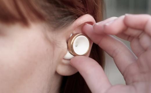 能调节降噪程度的耳塞,再也不用听隔壁啪啪声!