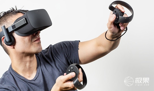 OculusTouch游戏手柄