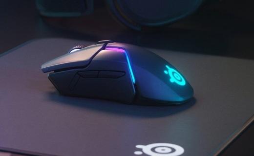 賽睿推出兩款高端游戲鼠標,充電15分鐘續航10小時