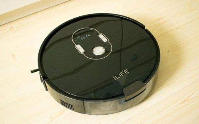 扫拖二合一,彻底解决家里卫生谁打扫的问题 — ILIFE智意扫地机器人X787评测