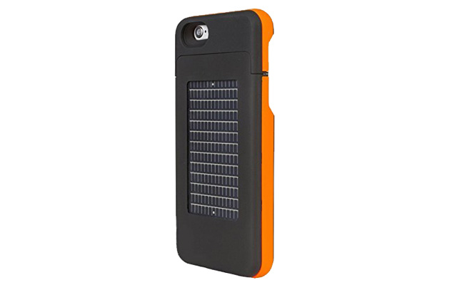 EnerPlexiPhone6/6s太阳能充电手机壳