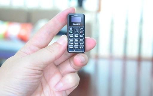麻雀虽小,五脏俱全—Zanco Tiny T1袖珍手机体验