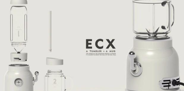 ECX水果碰碰机体验:复古造型,清凉解暑神器