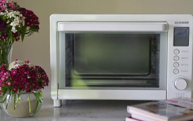 圈厨24L家用电烤箱体验,烘焙小白也能做出西式大餐