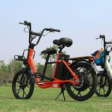 上海永久 iK1 家用电踏车