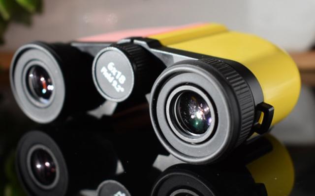 不只是玩具!这儿童望远镜可以秒杀一线大牌 — 谢菲德 小探长双筒儿童望远镜体验