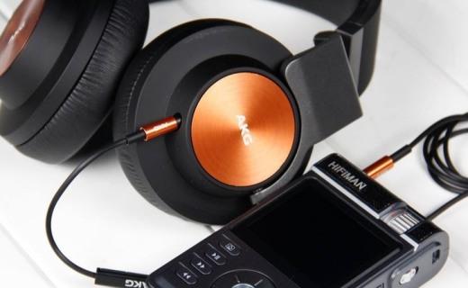 爱科技K545头戴式耳机:音质均衡柔和,超大驱动单元