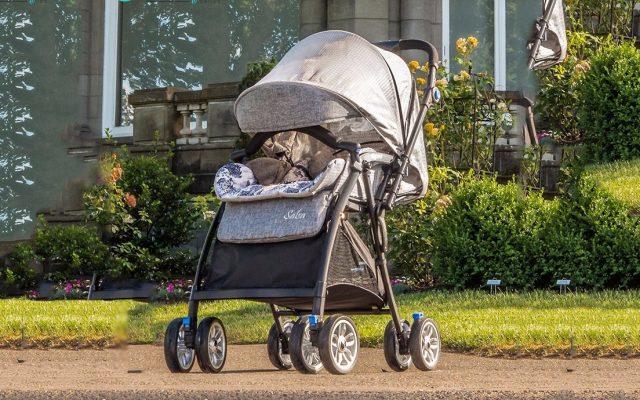 如宝zooper换向婴儿推车