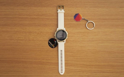 集才华与美貌于一身的智能运动手表,佳明Fenix 5S | 视频