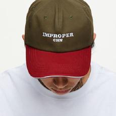 Improper 字母刺绣 棒球帽