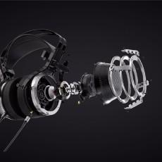 硬核科技 科幻外观——iBasso SR1头戴式耳机