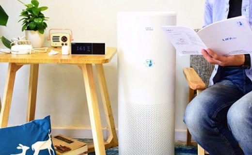 又是一年除霾季,多级过滤更安心,健康空气任性呼吸—LIFAair空气净化器体验