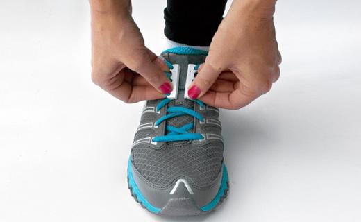 懒癌必备的磁性鞋带扣,系携带只需1秒!