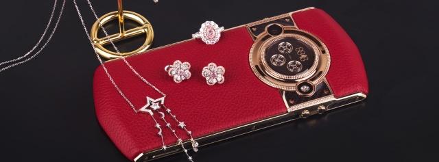 满足女人们对美的幻想的不止有珠宝,还有8848的精湛设计