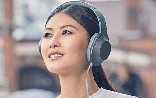 索尼头戴式耳机:简洁美学浑然一体,高解析音频单元卓越音质