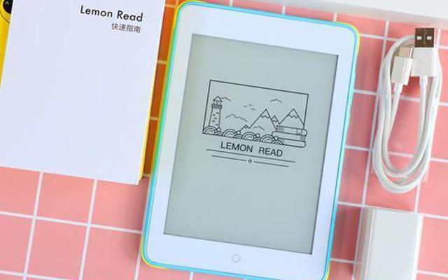 專為孩子打造,讀萬卷書有它就夠了!檸檬兒童閱讀器體驗