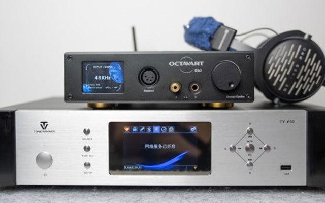 天逸数字播放器体验,系统简约流畅,声音素质上佳