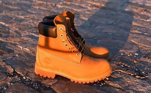添柏岚6英寸时装靴:纯手工缝制,时尚耐穿能防水