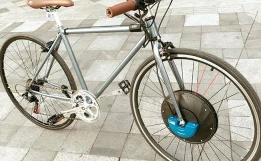60秒让自行车变身电动车,骑行再也不辛苦